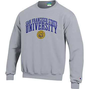 San Francisco State University Youth Crewneck Sweatshirt