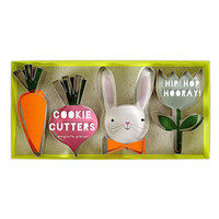 Easter Cookie Cutters Set Of Four
