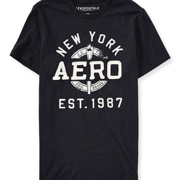 Aeropostale  Aero Torch Logo Graphic T