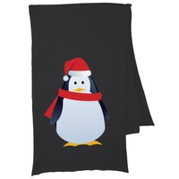Holiday Penguin Scarf