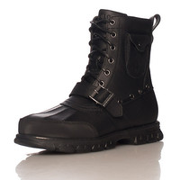 POLO FOOTWEAR HAMLIN II BOOT - Black | Jimmy Jazz - 814168898001