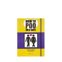 How To Poo On A Date Book - Multi