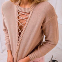 Mar Criss Cross Top