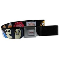 Adventure Time Characters Seatbelt Belt - Buy Online at Grindstore.com