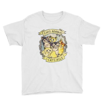 cats against cat calls Youth Tee