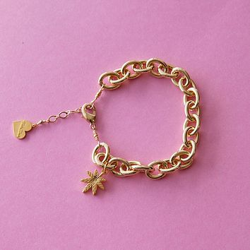 Mary Jane Promise Bracelet