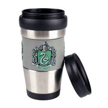 Slytherin™ Stainless Tumbler | Universal Orlando™