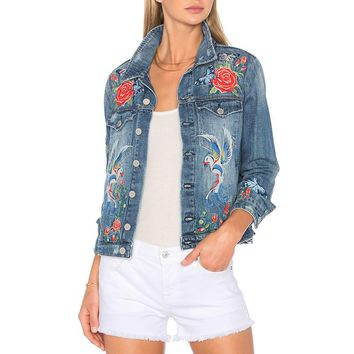 2017 autumn jacket women coat casual jacquard womens clothing long sleeve jean jacket embroidered denim jacket women basic coat