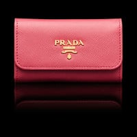 Prada E-Store · Woman · Small Accessories · Keyholder 1M0222_QWA_F060M