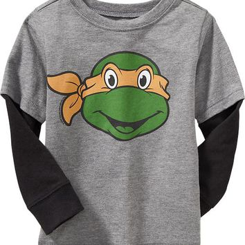 Old Navy 2 In 1 Teenage Mutant Ninja Turtles Tee For Baby