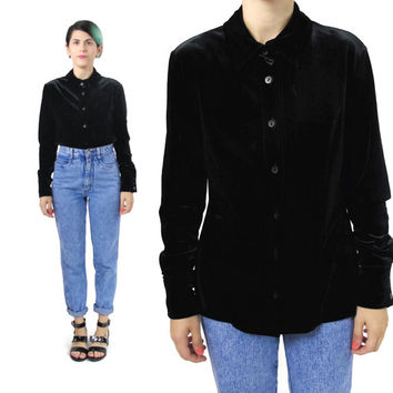 Black Collared Shirt Womens | Is Shirt