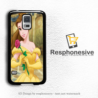 Beauty And The Beast Samsung Galaxy S5 Case