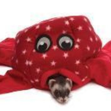 Marshall Pet Fleece Ferret Octo Play Toy
