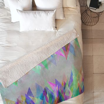 Mareike Boehmer Graphic 106 X Fleece Throw Blanket
