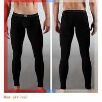 Men's Underwear Pure cotton warm winter pants