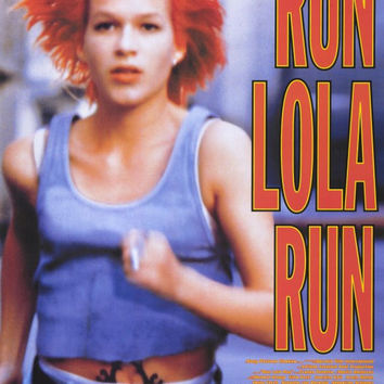 Run Lola Run 11x17 Movie Poster (1998)