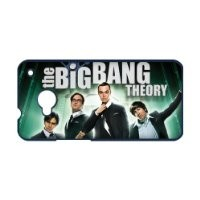 Big Bang Theory HTC ONE M7 Case Hard Slim Back Cover Case for HTC ONE M7