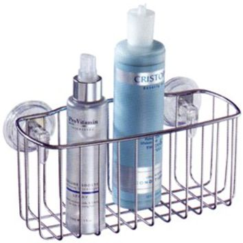 Powerlock Suction Shower Basket