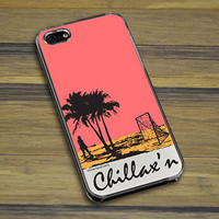 iPhone/Galaxy Case Chillax'n Beach Girl | Lacrosse Phone Cases | Lacrosse iPhone 4 Cases | Lacrosse iPhone 5 Cases | Lacrosse Galaxy S3 Cases | Lacrosse Galaxy S4 Cases
