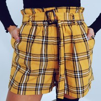 Feeling Clueless Shorts: Multi