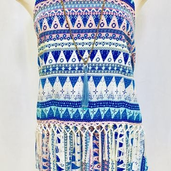 Tribal Romper Set - Medium