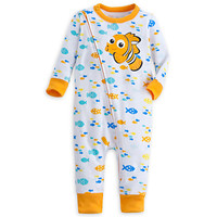 Nemo Footless Stretchie Sleeper for Baby