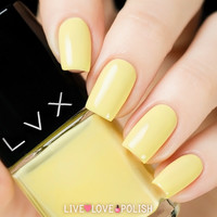 LVX Lemondrop Nail Polish