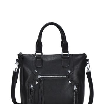 On the Double Bag - Black
