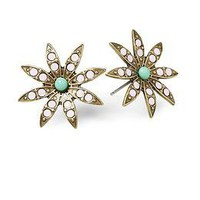 Tinley Road Star Flower Stud Earring | Piperlime
