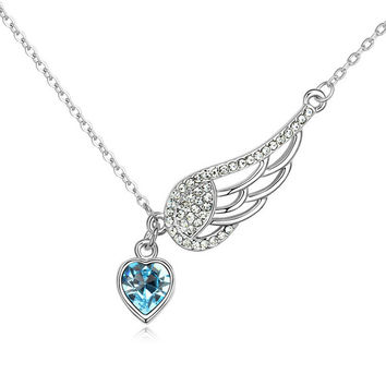 Jewelry Stylish New Arrival Gift Shiny Crystal Pendant Accessory Necklace [9819388815]