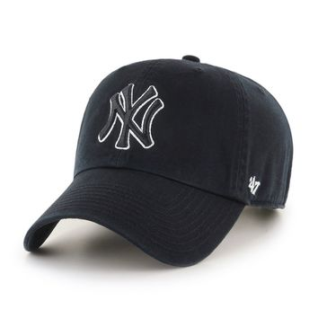 47 Brand Relaxed Fit Cap - MLB New York Yankees black