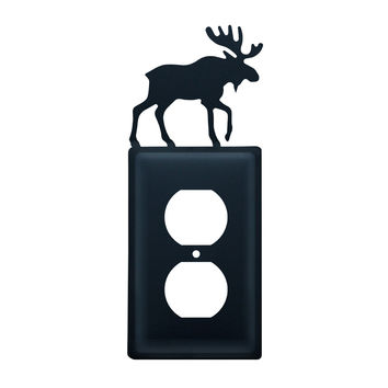 Moose - Single Outlet Cover