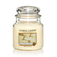 Buttercream® : Medium Jar Candles : Yankee Candle