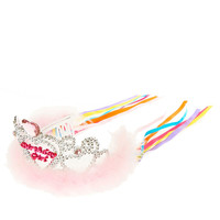 Rainbow Flurry Birthday Princess Tiara