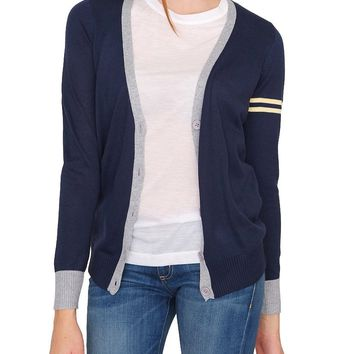 Everyday Cardigan - Navy