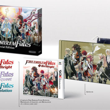 Fire Emblem Fates Special Edition for Nintendo 3DS | GameStop