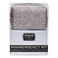 Glitter Minimergency Kit for Her + Refills