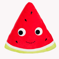 "Melony 16"" Large Plush Watermelon 