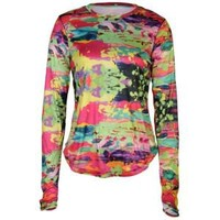 ASICS® Long Sleeve Running T-Shirt - Women's at Foot Locker