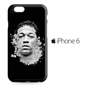 Lil Bibby Free Crack iPhone 6 Case