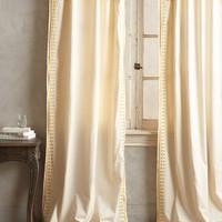 Embroidered Aravalli Curtain by Anthropologie