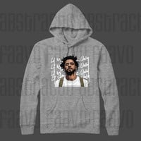 J cole 4 Your Eyez Only Dreamville Hip Hop Pullover Hoodie