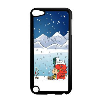 Charlie Brown S Christmas iPod Touch 5 Case