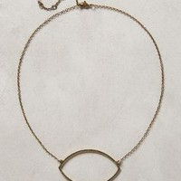 Almendra Necklace by Anthropologie Bronze One Size Necklaces