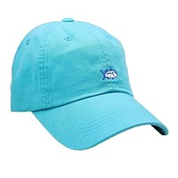Mini Skipjack Hat in Turquoise by Southern Tide