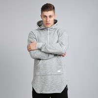 King Apparel - Aesthetic Hoodie - Heather Grey