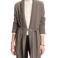 Banana Republic Womens Factory Draped Caridgan