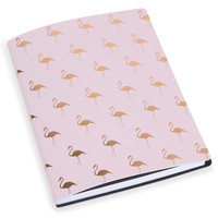 FLAMINGOS PINK notepad | Maisons du Monde