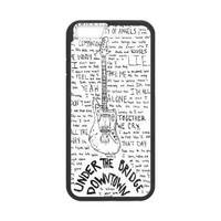 """Gory Custom Red Hot Chili Peppers Plastic Case for iPhone 7 pluS 5.5"""", DIY Red Hot Chili Peppers Iphone7 5.5"""" Shell Case, Customized Red Hot Chili Peppers Plus 5.5"""" Cover Case"""