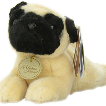 Aurora World Miyoni Pug Plush, 8""